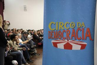 Circo da democracia