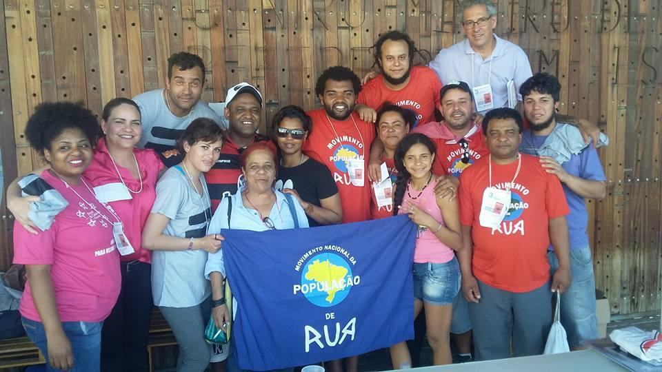 Movimento Nacional da População em Situação de Rua do Paraná participa de 3º Congresso Nacional do MNPR