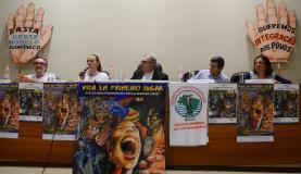 O Grito dos Excluídos ocorre em 24 estados do país de forma autônoma e descentralizada (foto;Rovena Rosa/Agência Brasil)