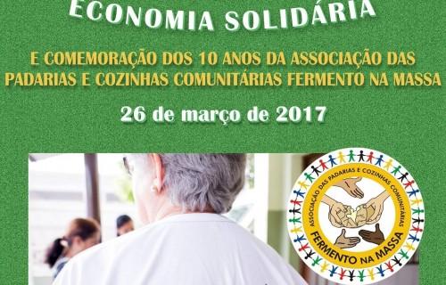 ENCONTRO ESTADUAL DE ECONOMIA SOLIDÁRIA